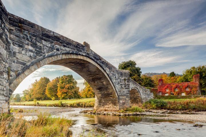 tarihi köprü resimleri