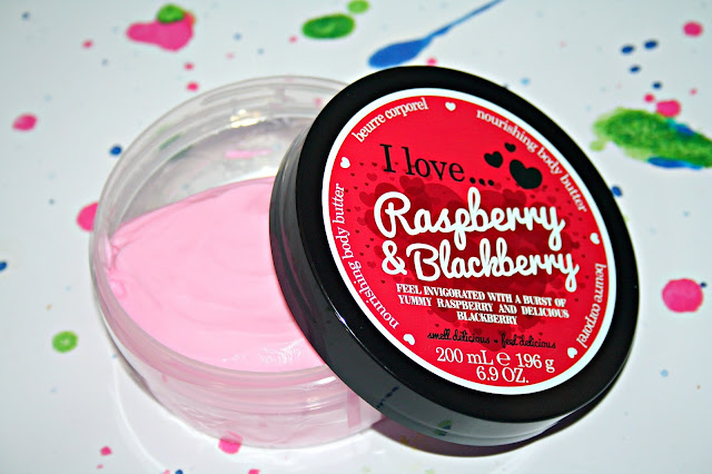 I Love Cosmetics...