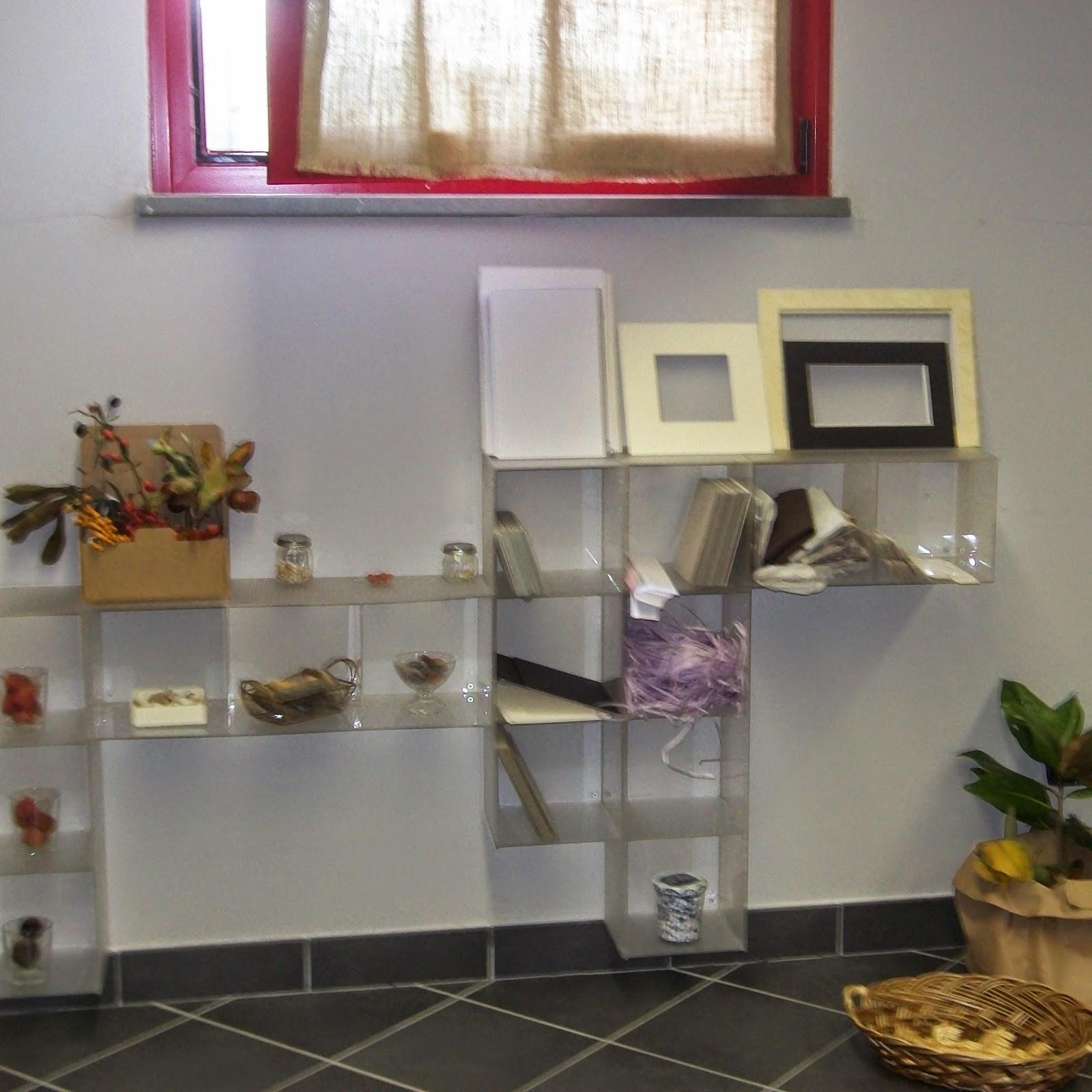 Organizzare lo spazio e arredare con materiali riciclati - Foto 9