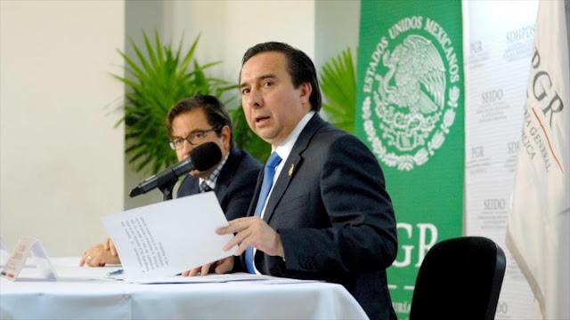 Peña Nieto nombra titular de Seguridad a funcionario polémico