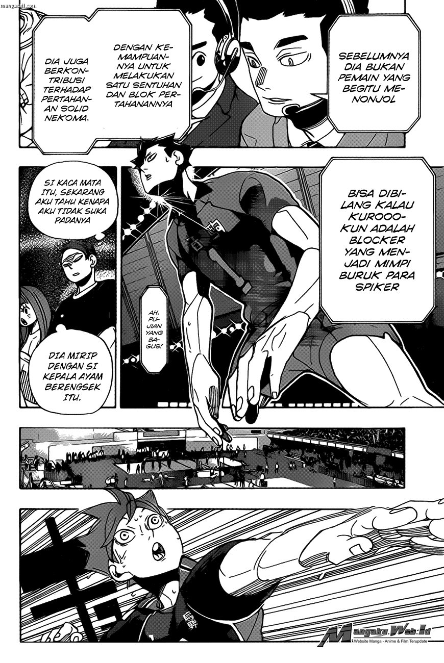 Haikyuu Chapter 297-11
