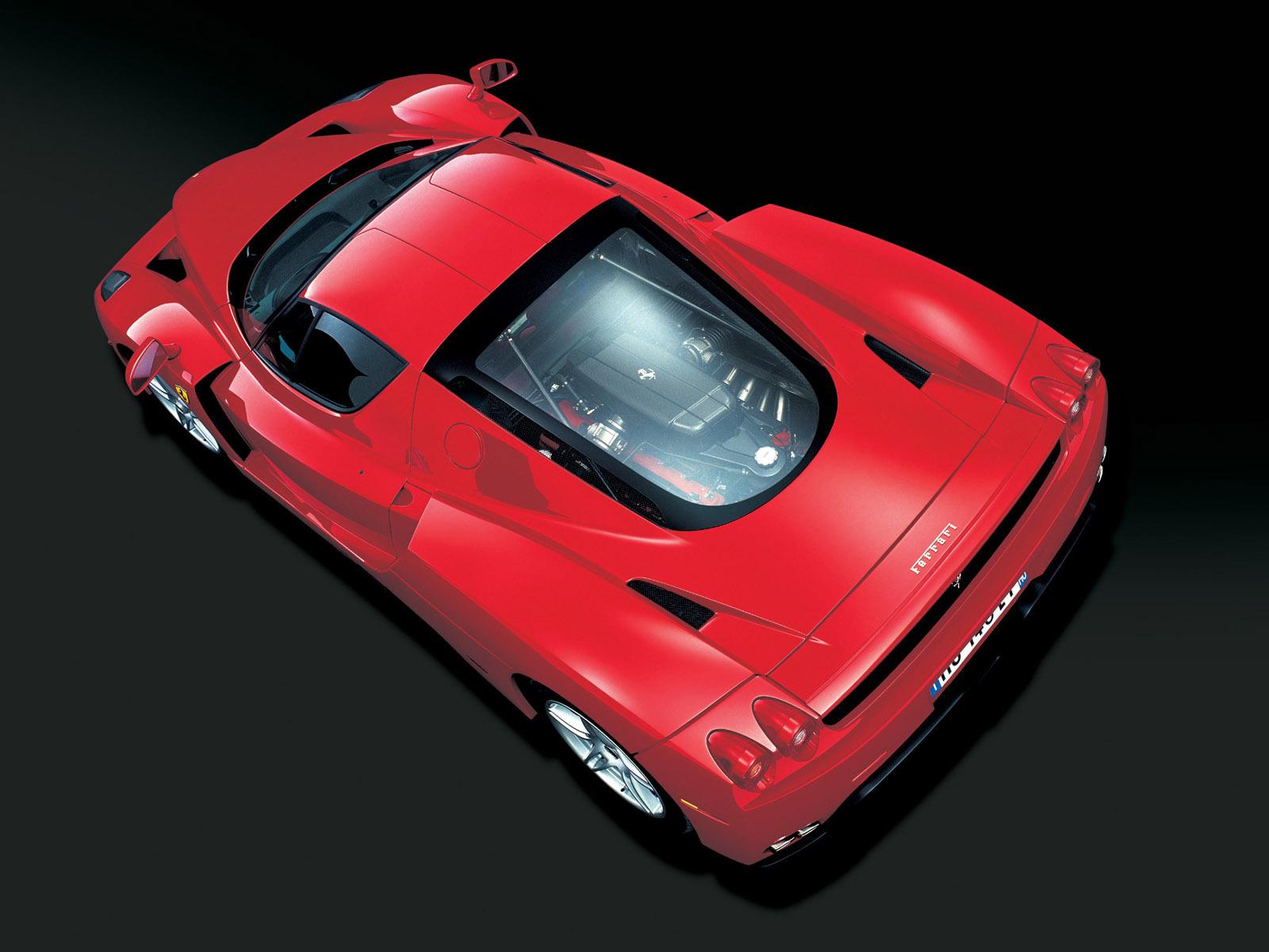 Gambar Mobil Ferrari: Gambar Mobil FERRARI Enzo 2002
