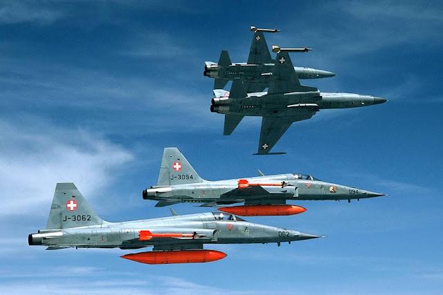 New fighter jet Switzerland Gripen