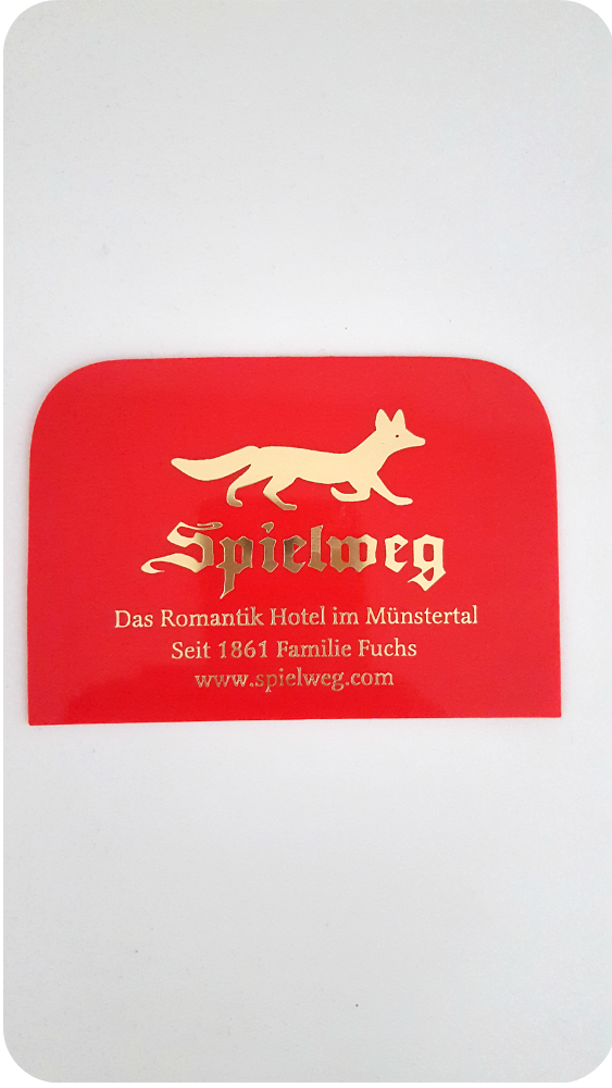 Schlesinger aus dem Spielweg Romantik-Hotel | Arthurs Tochter Kocht von Astrid Paul