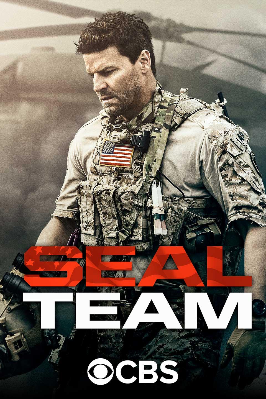 Seal Team Temporada 1 Latino 720p