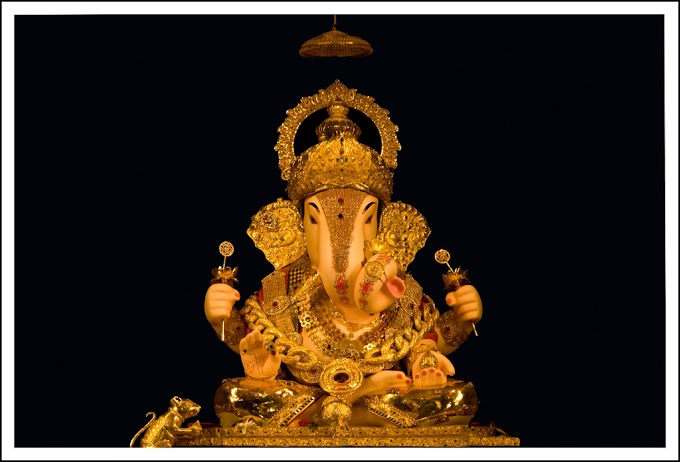 Lord Ganesha {Vinayagar} Images HD Photos Pictures GIF FREE Download
