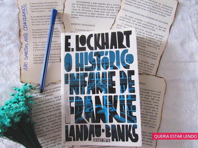 Resenha: O Histórico Infame de Frankie Landau-Banks