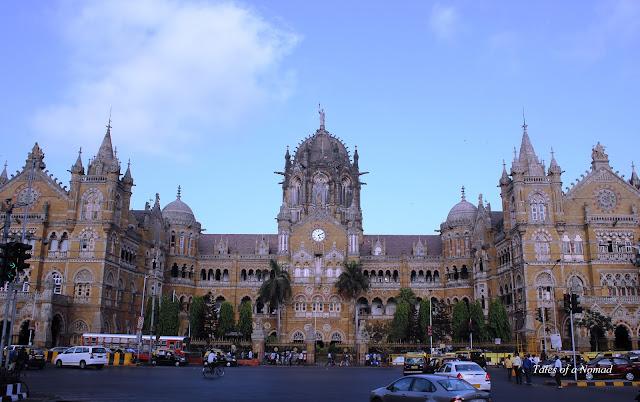 Exploring Old Mumbai