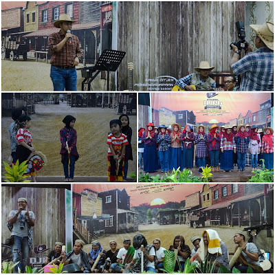 Unjuk Bakat Keluarga Besar Kanwil DJPb Provinsi Gorontalo