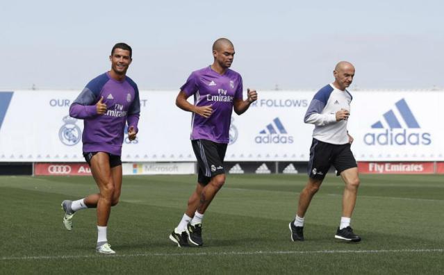 Ronaldo, Bale dan Kroos Kembali Berlatin DI Madrid
