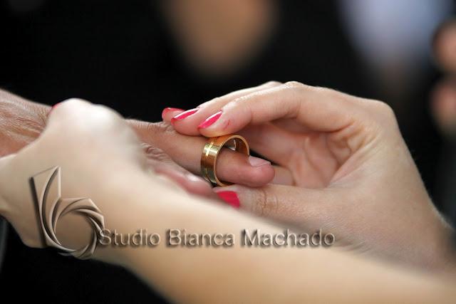 fotos de aliança de noiva