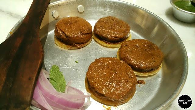 Galawati Kebab @ The Bombay Brasserie Experience | Indiranagar | Bangalore