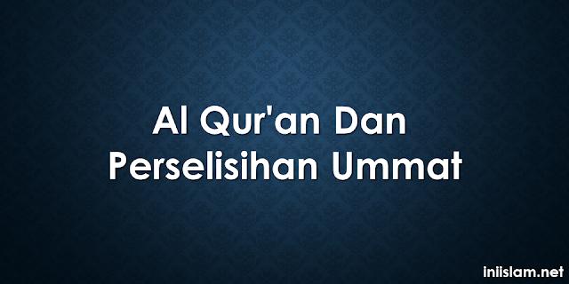 al-quran-dan-perselisihan-ummat