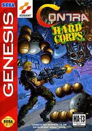Contra: Hard Corps (BR) [ SMD ]