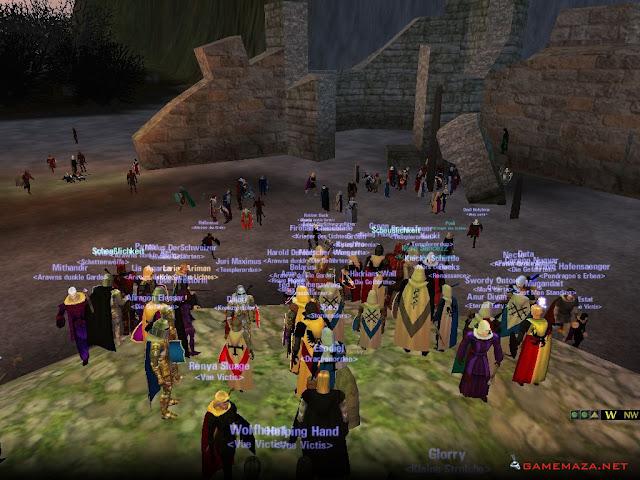 Dark Age of Camelot Gameplay Screenshot 3