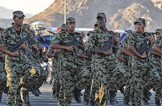 رابط التقديم على الكليات العسكرية السعودية لخريجي الثانوية 1439