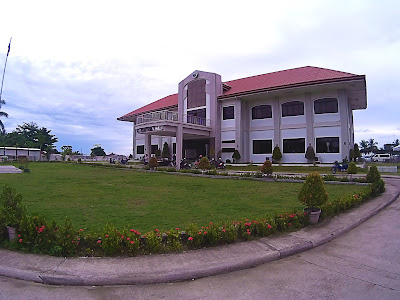 inopacan municipal hall