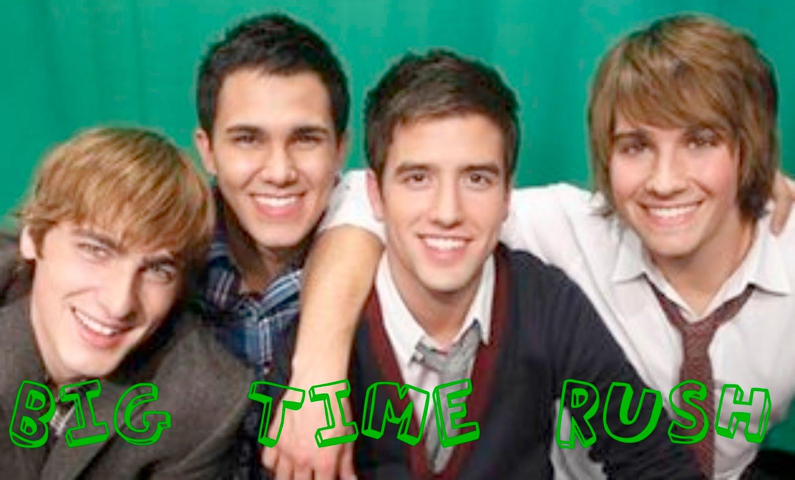 Big Time Rush Lovers♥: Big Time Giveaway! =]