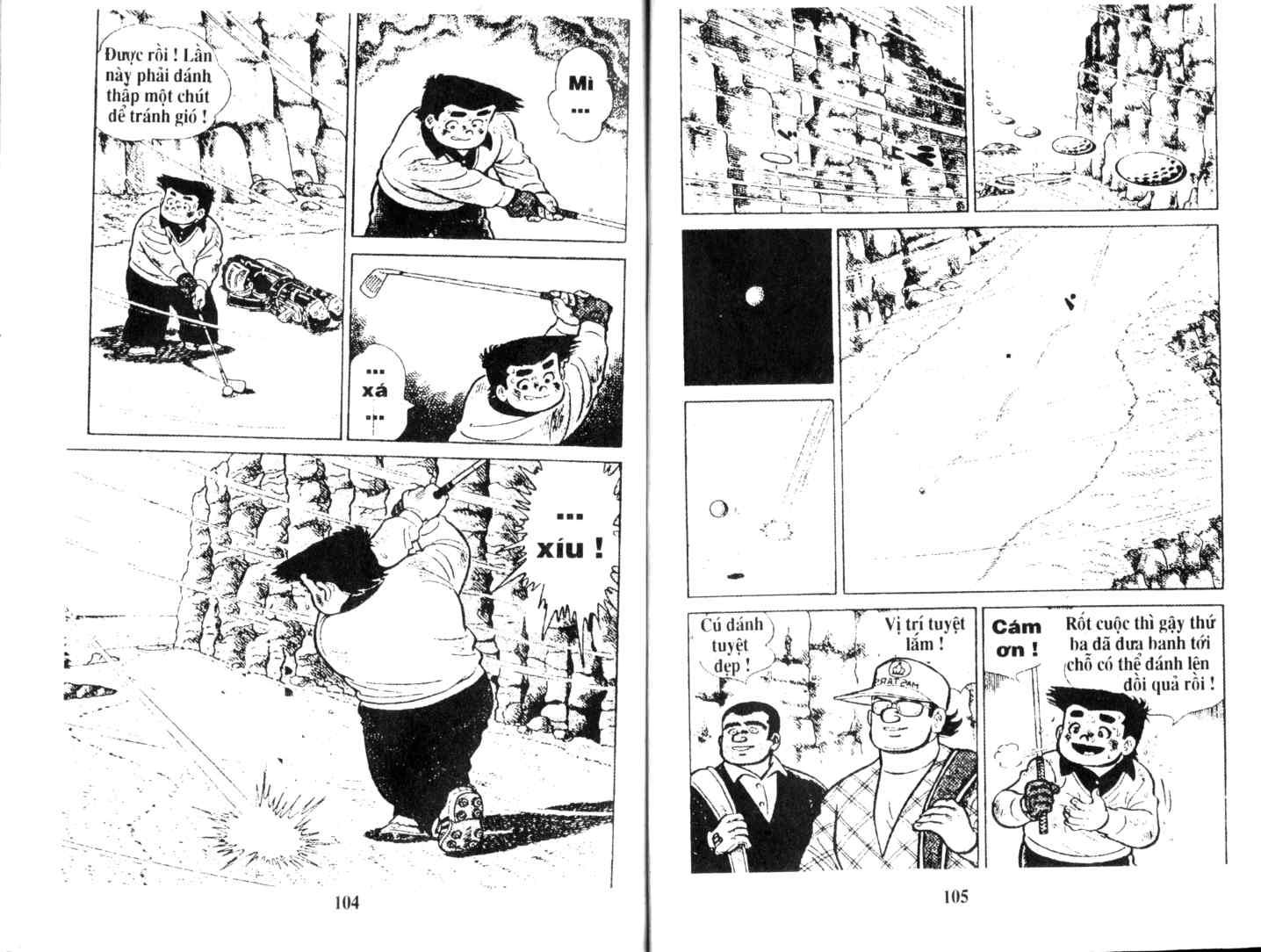 Ashita Tenki ni Naare chapter 16 trang 51