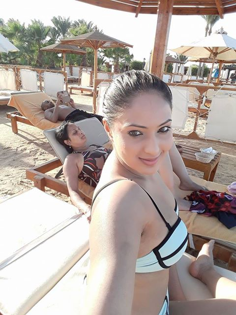 Nikesha Patel Instagram Sexy Photos