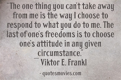 Viktor E. Frankl on freedom