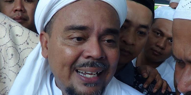 Habib Rizieq Hanyalah Pion, Bukan Peran Utama