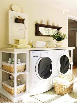 Disenyoss decoracion cuartos lavaderos for Lavaderos modernos