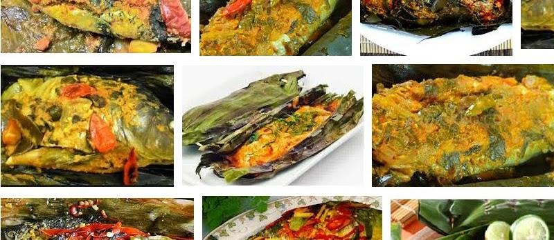 Resep Pepes Ikan Mas dan Cara Membuatnya