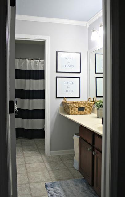 two room bathroom