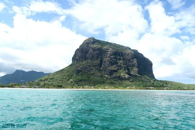 Le Morne île Maurice Agathe Diary