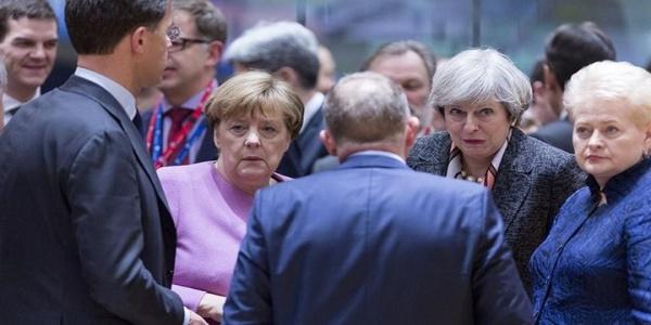 Από το Brexit στην Ευρώπη των πολλών ταχυτήτων: οι κραυγές και η νεκρική σιγή