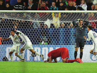 Crónica Real Madrid 3 - Sevilla FC 2