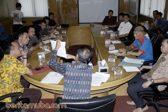 Asisten 1: Batas Kecamatan Plakat Tinggi dan Sanga Desa Segera Diselesaikan