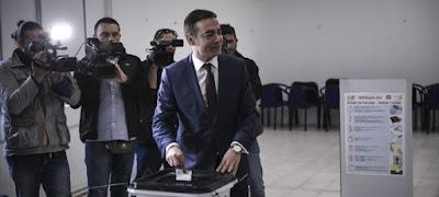 Δημοψήφισμα στα Σκόπια: Πολύ χαμηλό το ποσοστό συμμετοχής