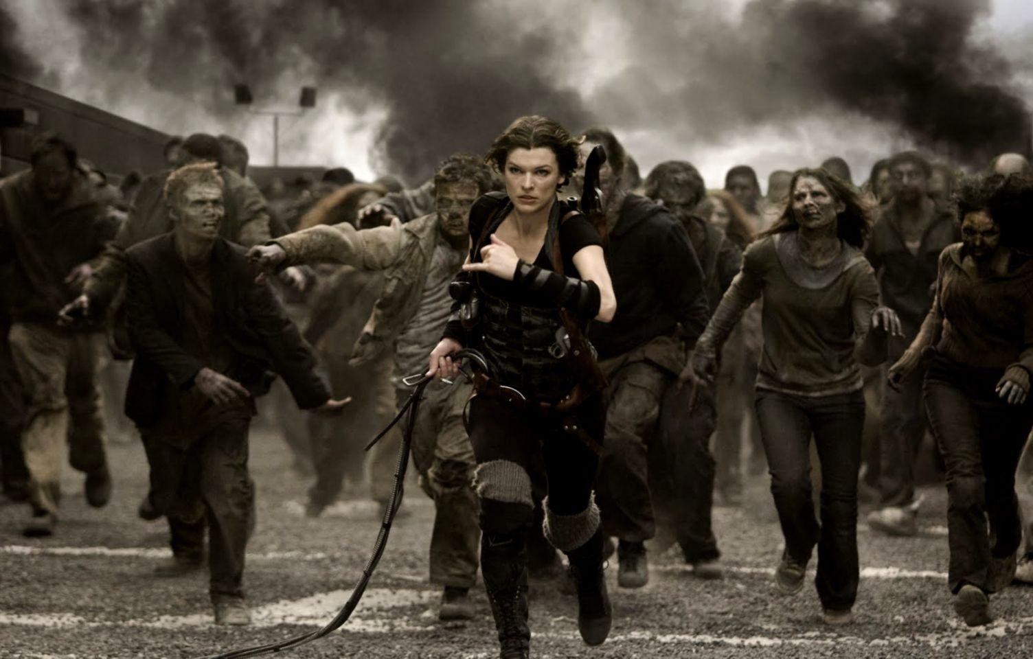 Resident Evil Afterlife Stills Poster Wallpapers Image