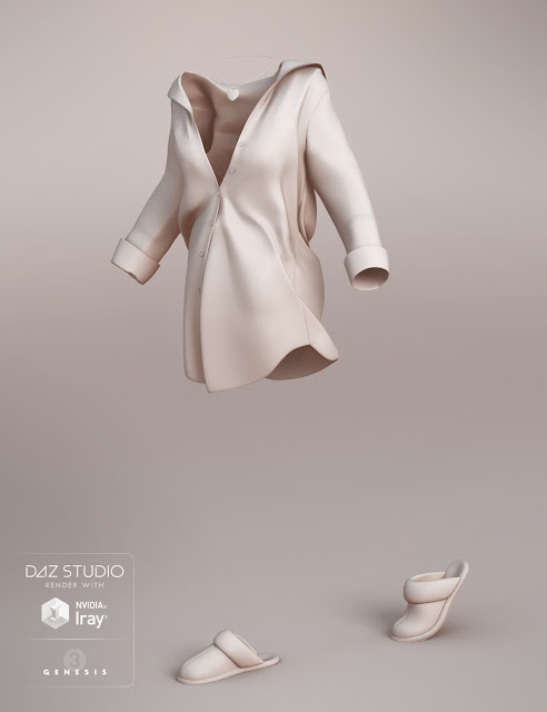 Sassy Girl Shirt for Genesis 3 Female