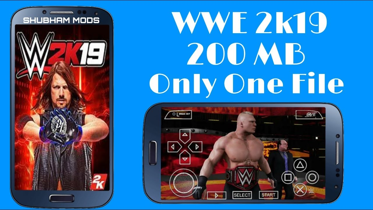 Ilmu Pengetahuan 5 Wwe 2k19 Game Download For Android Ppsspp