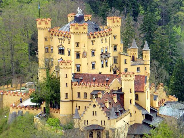 Castillo de Hohenschwangau - Alemania