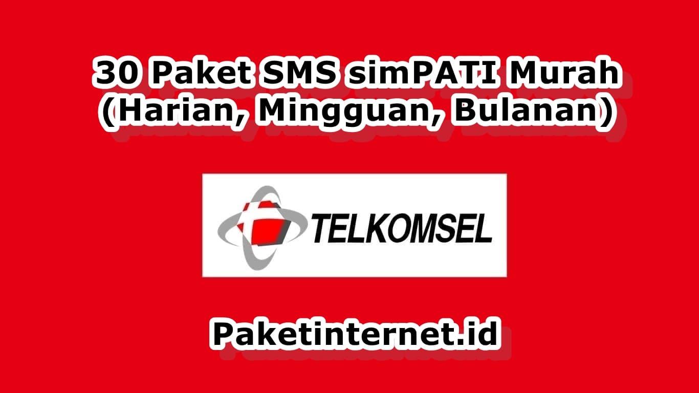 Paket SMS simPATI