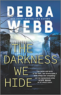 Book Review: The Darkness We Hide, by Debra Webb