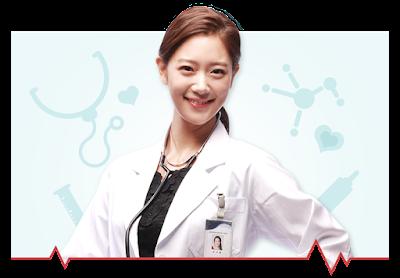 bertemu ketika mereka sebagai mahasiswa di sekolah kedokteran Daftar, Profil, Biodata Lengkap Pemain Emergency Couple
