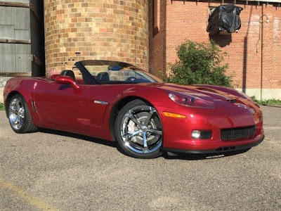 2013 Chevy Corvette Grand Sport at Purifoy Chevrolet in Fort Lupton
