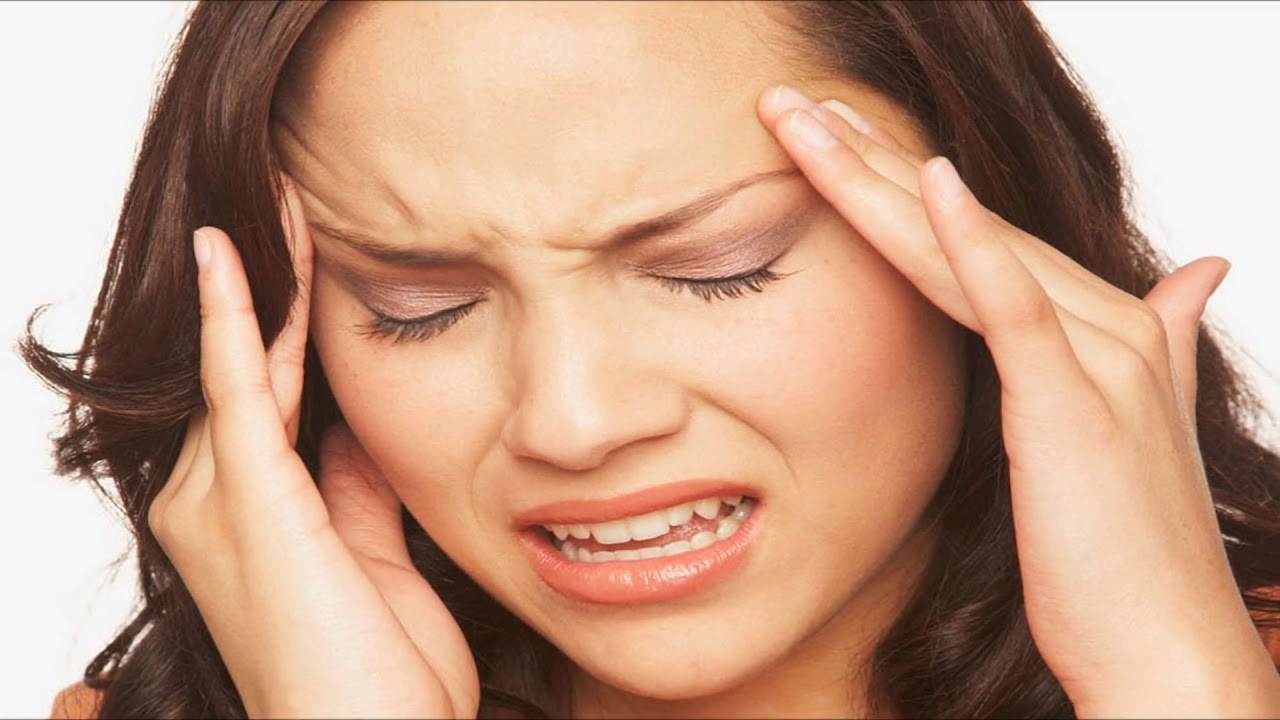 How to take away the headache in a minute