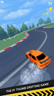 Thumb Drift Furious Racing Mod Apk Unlimited Money