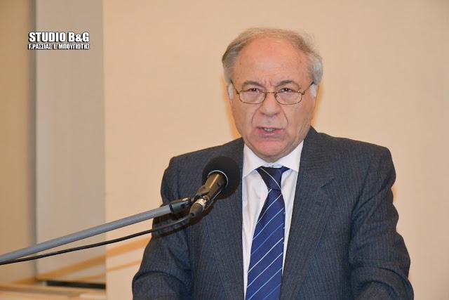 Ο Δήμος Ναυπλιέων έχει επιλεχτεί από την ιστορία να τιμά την προσφορά στον πολιτισμό