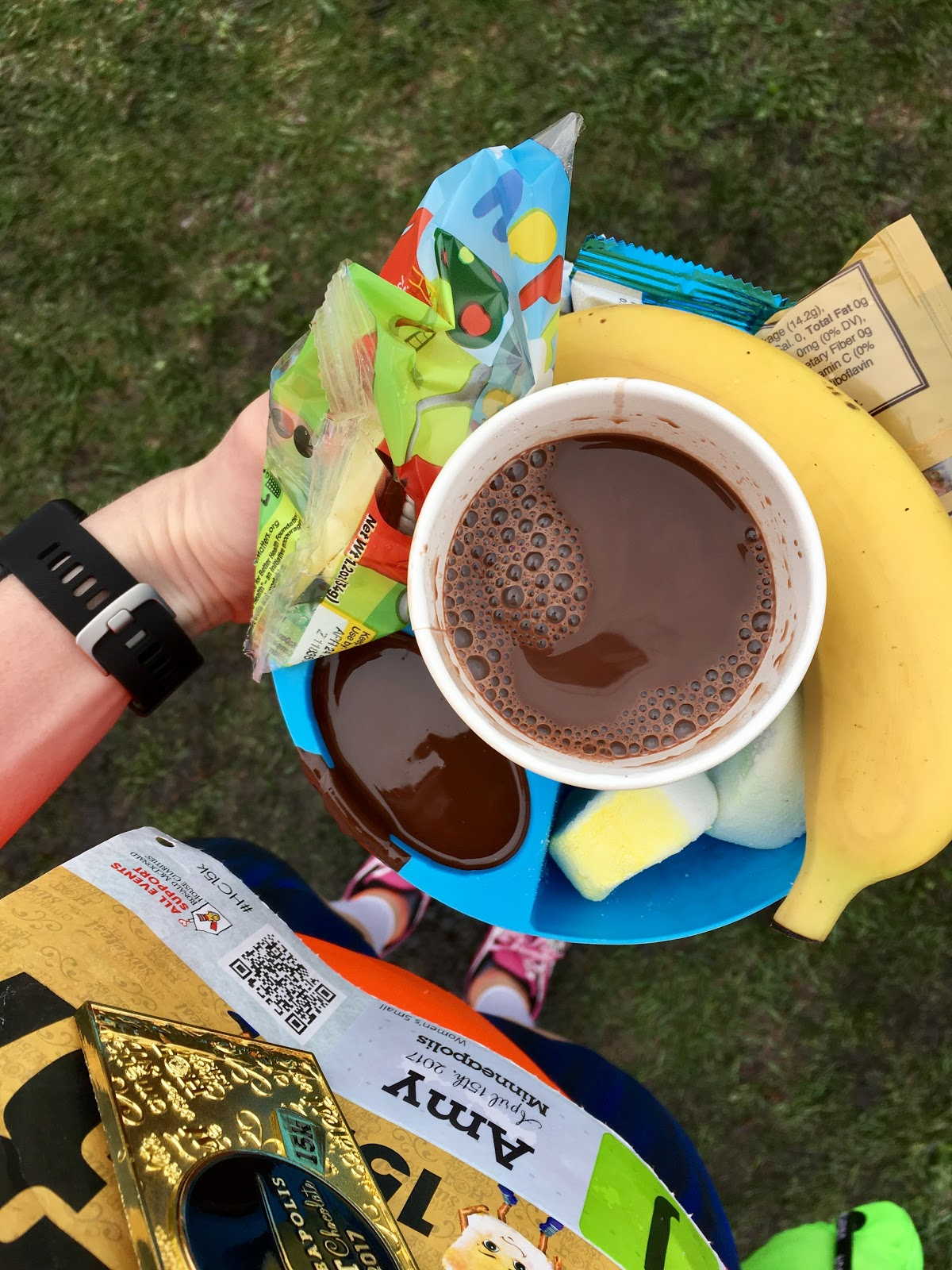 Life to the Full: Race Report: My Hot Chocolate 15k PR