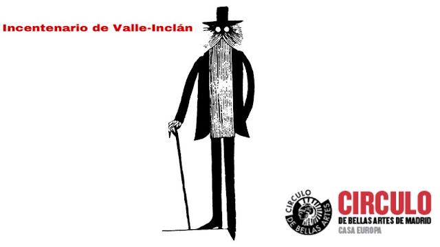 INCentenario de Valle-Inclán en el CBA.