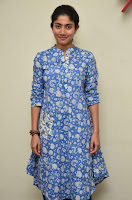 Sai Pallavi looks super cute in plain dress at her interview in Telugu about movie Fidaa ~ Exclusive Celebrities Galleries 001.JPG