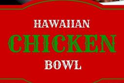 Hawaiian Chicken Bowl with OXO