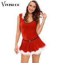 baju natal untuk wanita